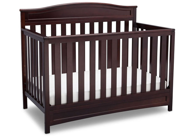 DELTA - Emery 4-in-1 Crib - Dark Chocolate