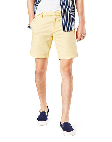 DOCKERS - Men's Ultimate Shorts Straight Fit - Assorted Colors