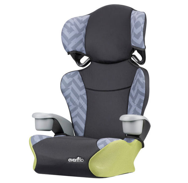 EVENFLO - Big Kid Sport High Back Booster Car Seat 2-in-1 - Assorted Colors