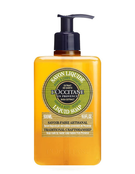 L'OCCITANE - Verbena Liquid Soap - 500ML
