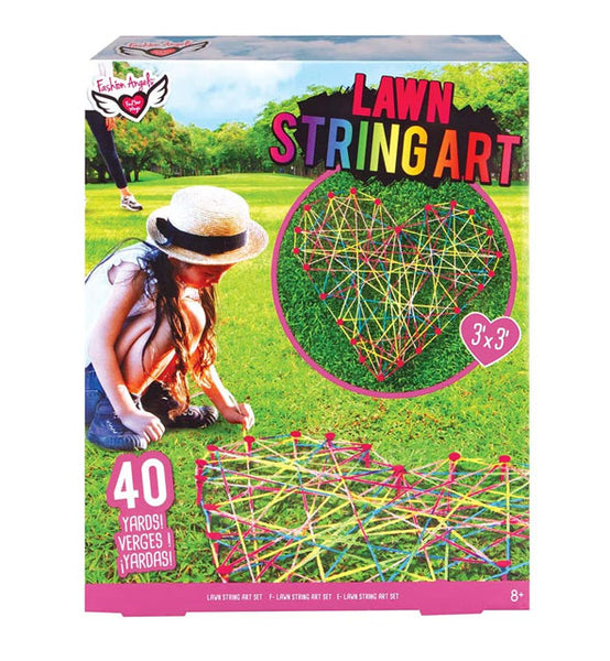 FASHION ANGELS - Lawn String Art Set