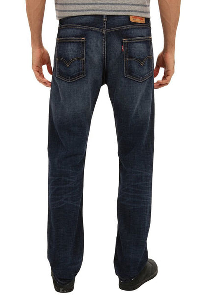 LEVIS - 513 Slim Straight Jeans  - Quincy