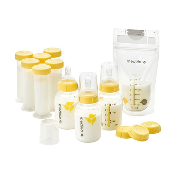 MEDELA - Breast Milk Feeding Gift Set