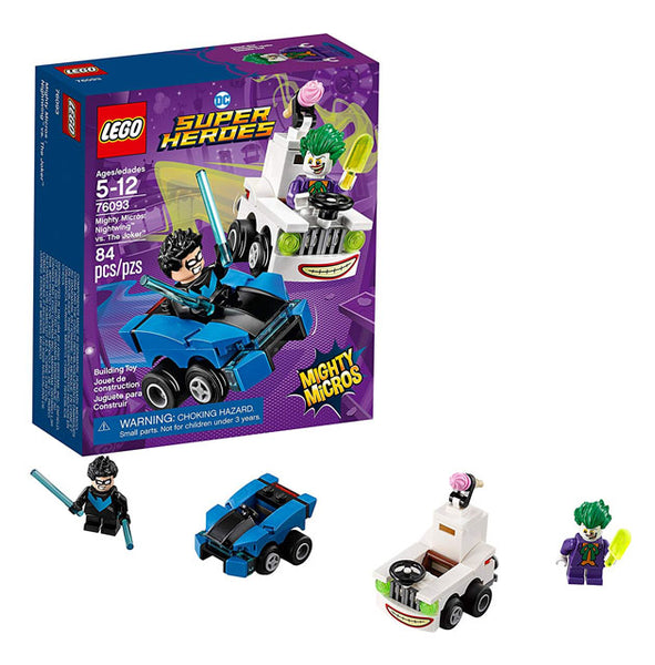 LEGO - Mighty Micro Joker - (5 - 12Yrs)