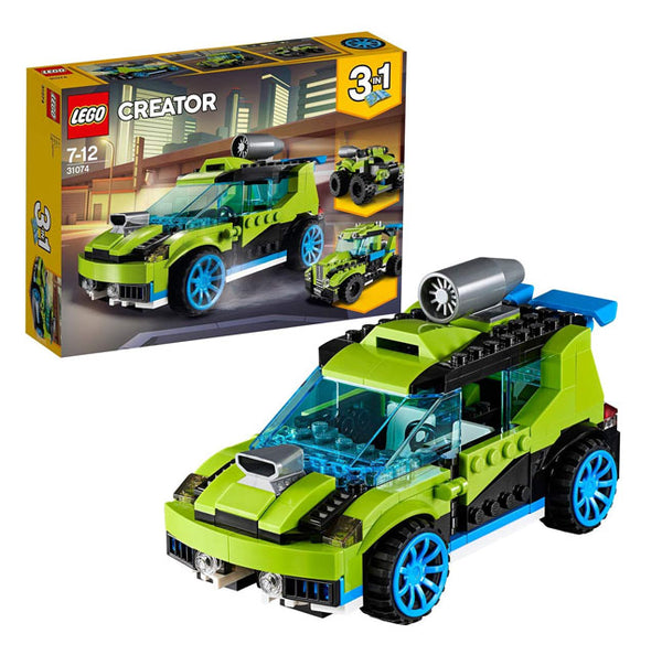 LEGO - Creator Rocket Rally Car - (7 - 12Yrs)