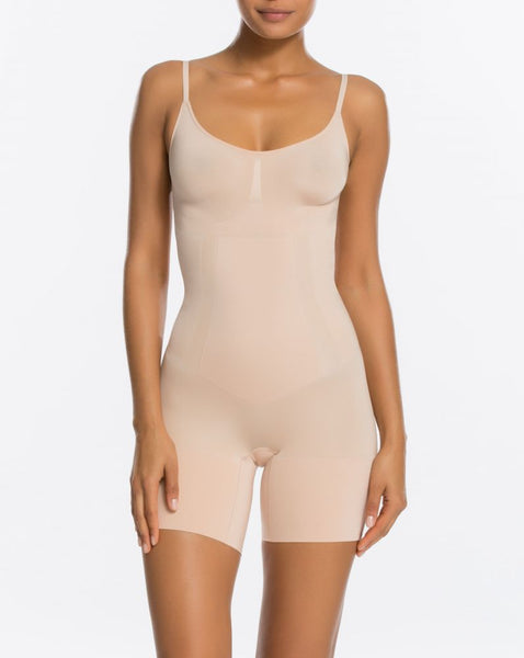 SPANX - Mid Thigh Bodysuit - Assorted Colours