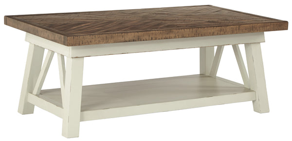 ASHLEY FURNITURE - Stownbranner Cocktail Table