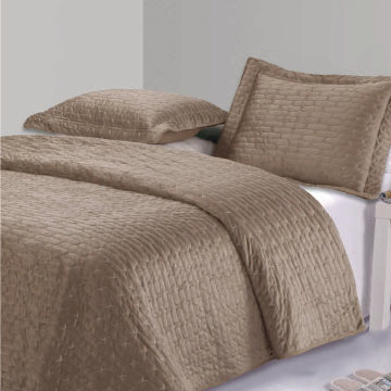 MAISON LUXE - Tressa Coverlet Set - Queen