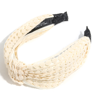 ANARCHY - Crochet Knitted Knot Headband - Assorted Colors