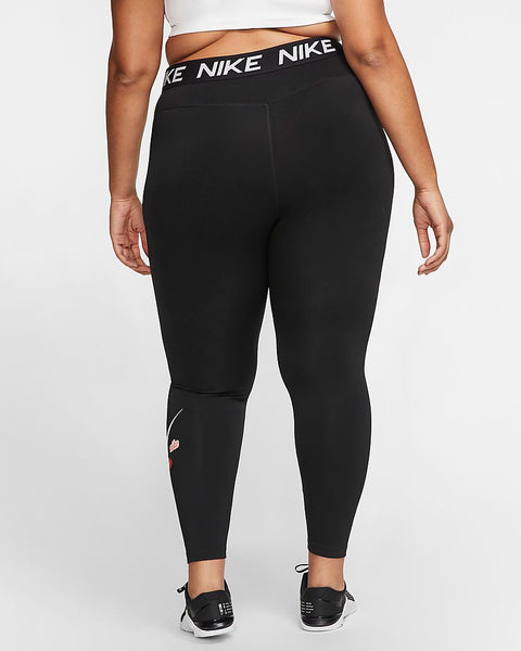 NIKE- Plus Size One Leggings- Black