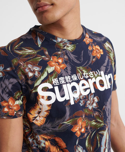 SUPERDRY - Super 5 Tee - Assorted Colours