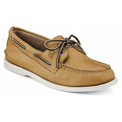 SPERRY M TOP-SIDER A/O BOAT SHOE OATMEAL