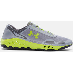 UNDER ARMOUR M DRAINSTER FISHING SHOES STEEL/GRAPHITE