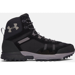 UNDER ARMOUR POST CANYON MID M HIKING BOOTS BLACK