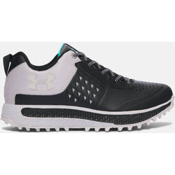 UNDER ARMOUR W HORIZON STC SHOES BLACK/GRAY MATTER