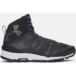 UNDER ARMOUR M VERGE MID HIKING BOOTS BLACK