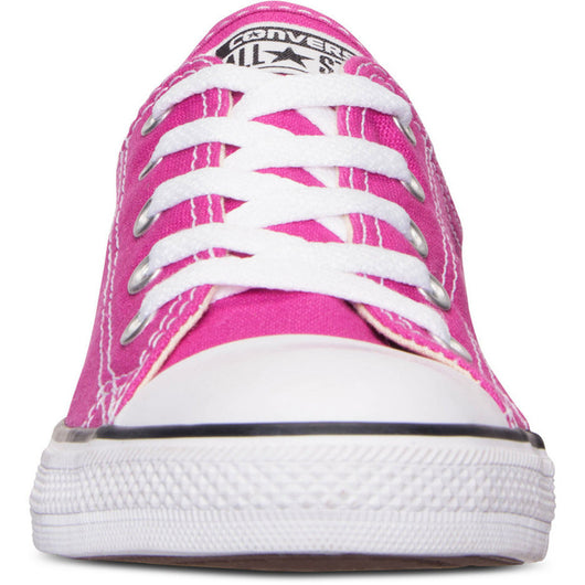 8d37f8eda24f CONVERSE CHUCK TAYLOR ALL STAR ADULT LOW TOP PLASTIC PINK – Concrete ...