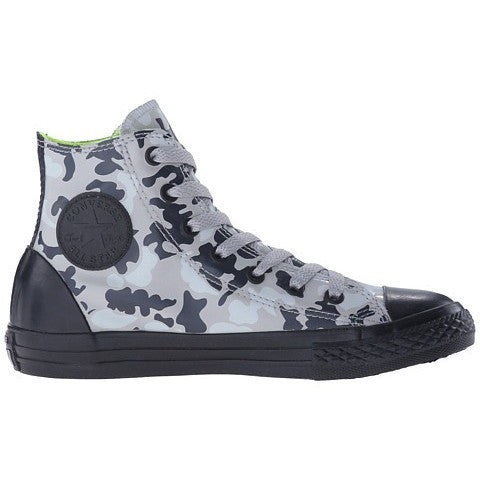296ce089c377 CONVERSE CHUCK TAYLOR ALL STAR HIGH TOP (BIG LITTLE KID) RUBBER CAMO ...