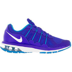 NIKE W AIR MAX DYNASTY RUNNING SHOE RACER BLUE/WHITE/BLUE GLOW