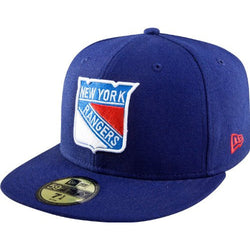 NEW ERA NEW YORK RANGERS 59FIFTY NHL BASIC FITTED CAP