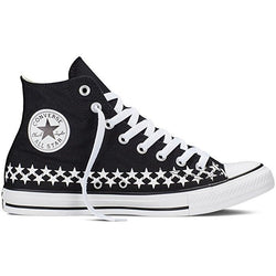 CONVERSE CHUCK TAYLOR ALL STAR ADULT HIGH TOP BLACK/WHITE