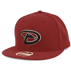 NEW ERA ARIZONA DIAMONDS 59FIFTY MLB FITTED CAP WOOL CLASSIC