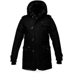 NOBIS M THE SHELBY INSULATED PARKA HOODED DOWN COAT