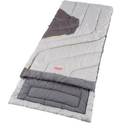 COLEMAN ADJUSTABLE COMFORT BIG AND TALL SLEEPING BAG