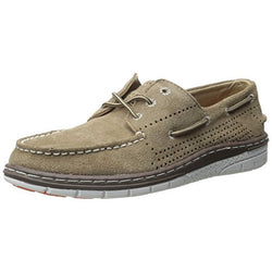 SPERRY M TOP-SIDER M BILLFISH ULTRALITE PERF SUEDE BOAT SHOE TAN