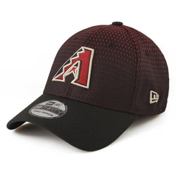 NEW ERA ARIZONA DIAMONDBACKS 39THIRTY MLB GAME 2017 TEAM CLASSIC BASEBALL CAP