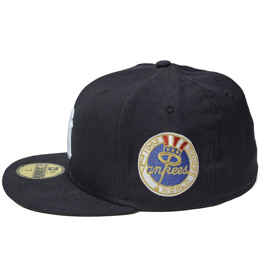 NEW ERA NEW YORK YANKEES 59FIFTY MLB WORLD SERIES 1962 FITTED CAP ... 621a47f2149e