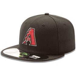 NEW ERA ARIZONA DIAMONDBACKS 59FIFTY MLB GAME AUTHENTIC COLLECTION ON-FIELD FITTED CAP