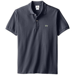 LACOSTE CLASSIC FIT SHORT SLEEVE PIQUE POLO SHIRT GRAVITY