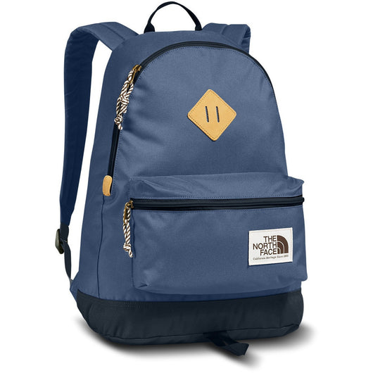 THE NORTH FACE BERKELEY BACKPACK SHADY BLUE/URBAN NAVY