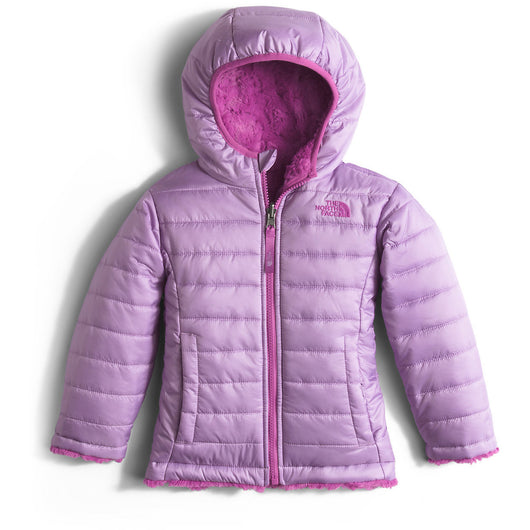 low priced a4957 6dccb THE NORTH FACE T GIRLS  REVERSIBLE MOSSBUD SWIRL JACKET – Concrete Peak