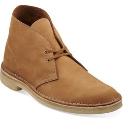 CLARKS M ORIGINALS DESERT BOOT TAN NUBUCK