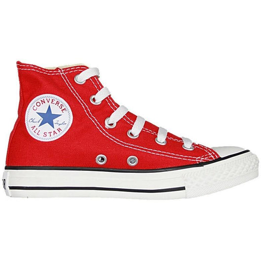 CONVERSE CHUCK TAYLOR ALL STAR HIGH TOP (LITTLE KID) RED