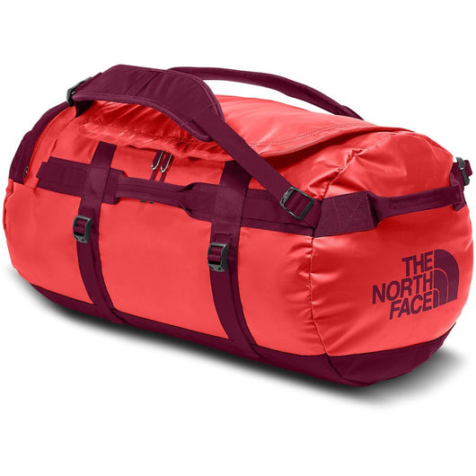 THE NORTH FACE BASE CAMP DUFFEL MEDIUM CAYENNE RED/REGAL RED