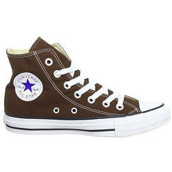 CONVERSE CHUCK TAYLOR ALL STAR ADULT HIGH TOP CHOCOLATE