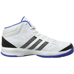 ADIDAS ISOLATION M BASKETBALL SNEAKER SHOES WHITE/BLACK