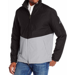 NAUTICA M REVERSIBLE BOMBER JACKET RADICAL GREY