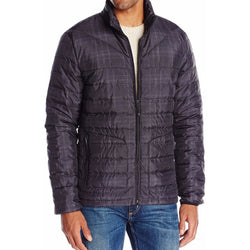 NAUTICA M PACKABLE BOMBER PLAID