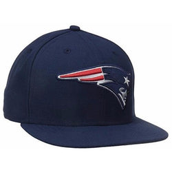NEW ERA NEW ENGLAND PATRIOTS 59FIFTY NFL ON FIELD FITTED CAP NAVY