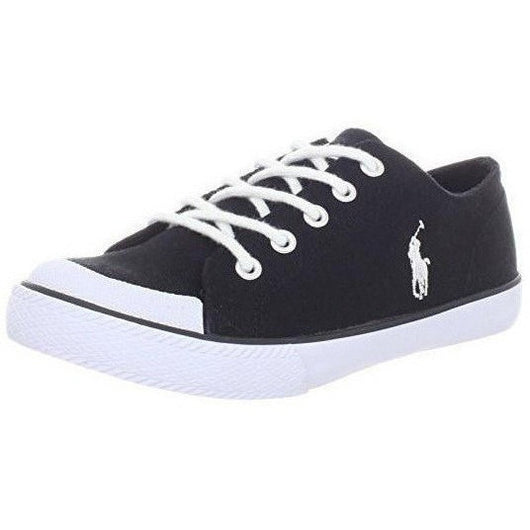 POLO RALPH LAUREN CHANDLER (BIG KID) SNEAKER BLACK