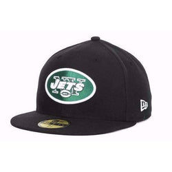 NEW ERA NEW YORK JETS 59FIFTY NFL 2012 ON FIELD FITTED CAP