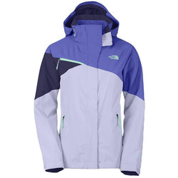 THE NORTH FACE W FLEECE CINNABAR TRICLIMATE JACKET