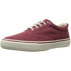 SPERRY M TOP-SIDER M STRIPER CVO JERSEY SNEAKER RED