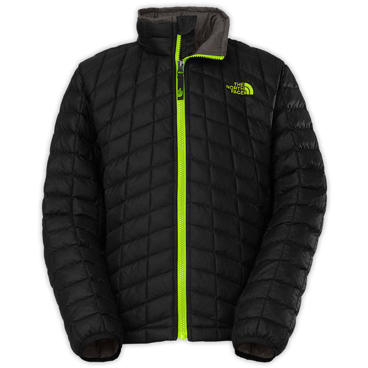 THE NORTH FACE BOYS' THERMOBALL FULL-ZIP JACKET