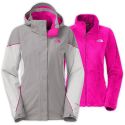 THE NORTH FACE W BOUNDARY TRICLIMATE JACKET