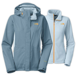 THE NORTH FACE W CLAREMONT TRICLIMATE JACKET